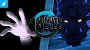 Master Hand VS Polygon Man OMM