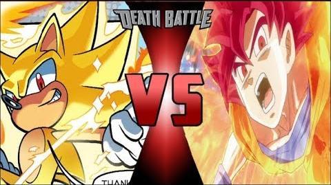 Screwattack Goku vs Sonic Coming Up?????