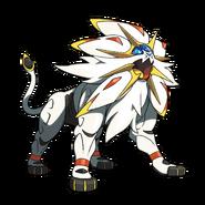 Solgaleo, the Sunne Pokemon