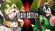 Death Battle Frog vs Tsuyu (2.0)
