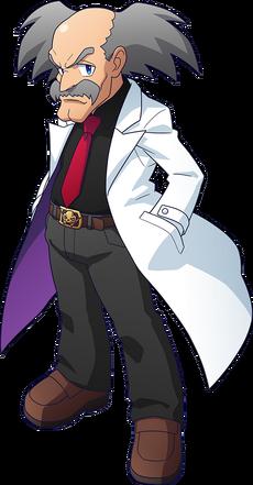 Dr. Wily (Mega Man 11)