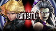 BlackCanary(vs)Sindel TN