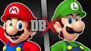 Mario VS Luigi (DBX)