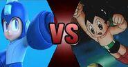 My top 10 death battles Megaman VS Astro Boy