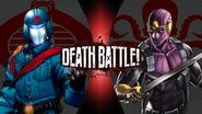 Cobra Commander VS Baron Zemo Reedit