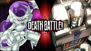 Frieza vs Megatron 2
