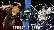 One Minute Melee Ichigo vs Sasuke