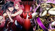 Ren Gyokuen vs. King Garon