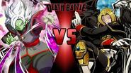 Zamasu vs Lucemon