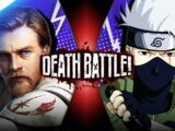 Obi-Wan Kenobi VS Kakashi