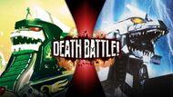 Dragonzord VS Mechagodzilla DB