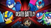 Mega Man Battle Royale (Official)