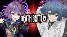 Death Battle Bernadetta vs Yonebayashi