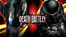 Death Battle Xenomorph vs Predator