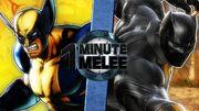 Wolverine VS Black Panther OMM