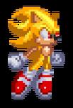 Super Sonic Sprite