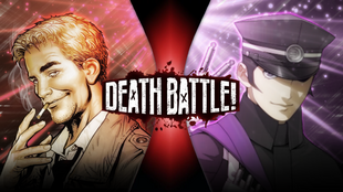 Constantine vs Raidou