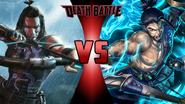 Eagle vs. Hanzo