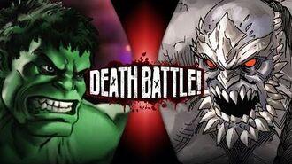 Hulk VS Doomsday (Fight only)-0