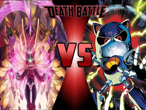 image omega zero vs metal sonic png death battle wiki fandom