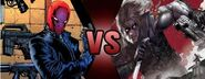 The Red Hood VS The Winter Soldier