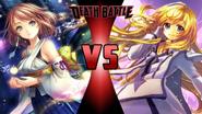 Yuna vs Colette Brunel