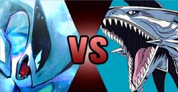 Lugia VS Blue Eyes White Dragon