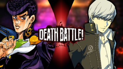Yusuke VS Jo