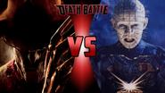 Freddy Krueger vs. Pinhead