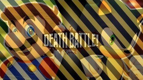 How to make Death Battle Thumbnails (PDN)