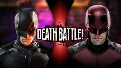 Batman VS Daredevil - BK3