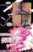 Doomsday surviving Darkseid's omega beam