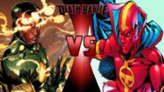 Vision vs. Red Tornado