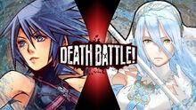 Death Battle Aqua vs Azura (2.0)