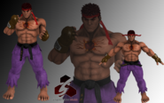 Sfv evil ryu by dragonlord720-da5spga