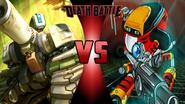Bastion vs. E-102 Gamma