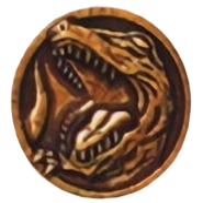 Tyrannosaurus Power Coin