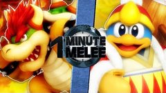 Bowser vs king dedede omm