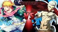 Caesar Anthonio Zeppeli vs. Akihiko Sanada