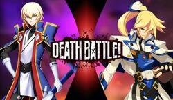 Jin Kisaragi VS Ky Kiske (Yoshirocks92) (Season 4-Onward)