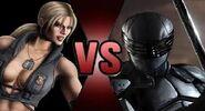 My top 10 death battles Sonya VS Snake Eyes