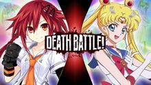Death Battle Uzume vs Sailor Moon