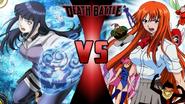 Hinata Hyuga vs. Orihime Inoue
