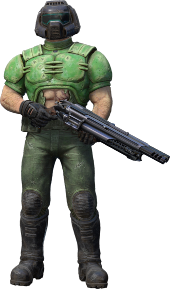 Doomguy Death Battle Wiki Fandom