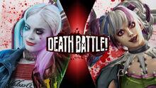 Death Battle Harley Quinn vs Tira