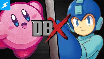 Kirby vs Megaman DBX