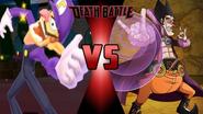 Waluigi vs. Foxy