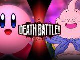 Kirby VS Majin Buu