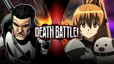 Punisher VS Seryu