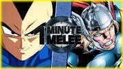 Vegeta VS Thor Bonus Episode